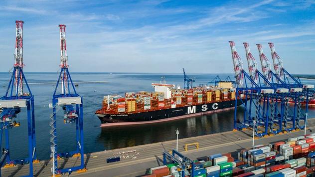 نقش حمل و نقل دریایی در حمل و نقل بین المللی